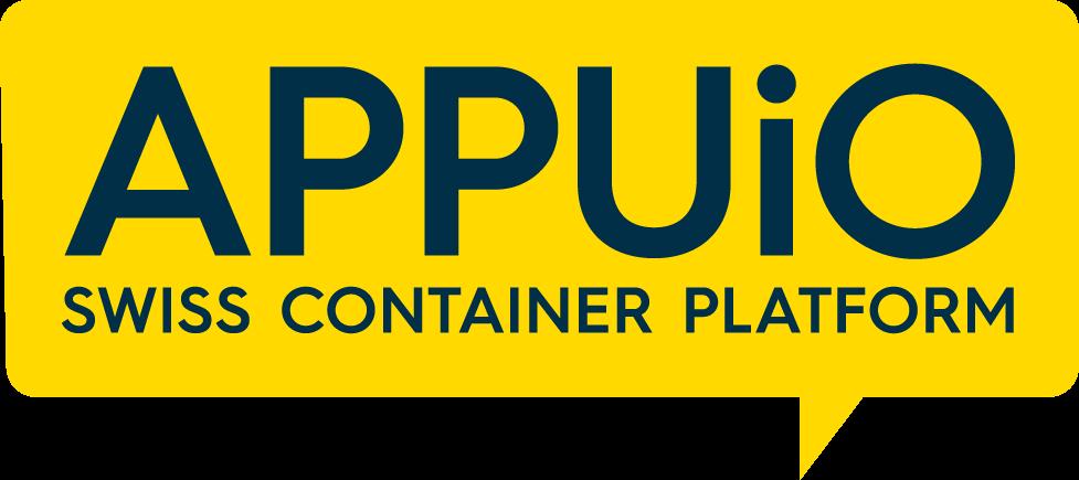 Logo Appuio SCP RGB