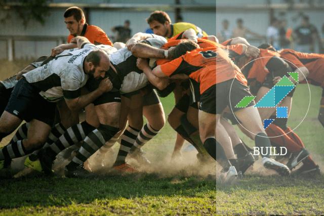 Digitalisierung im Sport Build
